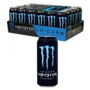 Monster Lo Carb Energy Drink - 24 x 16 oz cans.