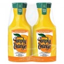 Simply Orange - 2 x 59 fl. oz.