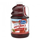 Ocean Spray® 100% Cranberry Juice - 1 gallon
