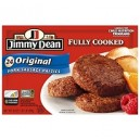 Jimmy Dean Premium Sausage Patties - 24 ct