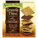 Nature Valley Dark Chocolate Granola Thins - 36ct