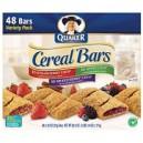 Quaker® Cereal Bars Variety Pack - 48/1.3oz
