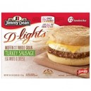Jimmy Dean® D-lights™ Turkey Sausage - 12ct