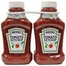 Heinz Tomato Ketchup - 3 X 44 oz bottles