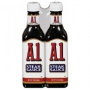 A-1® Steak Sauce - 2 X 15 oz. bottles