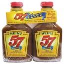 Heinz 57® Sauce - 2 X 20oz