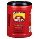 Folgers® Classic Roast Ground Coffee - 48 oz.