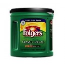 Folgers® Decaf Ground Coffee - 33.9 oz.