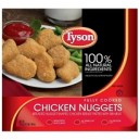 Tyson® Chicken Nuggets - 67.2 oz. bag