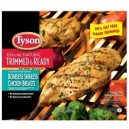Tyson® Frozen Boneless Skinless Breasts - 6 lb. bag