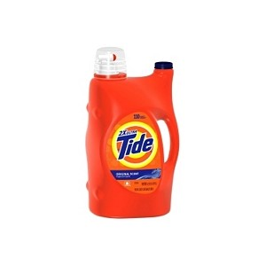 Tide Original Scent Liquid Detergent - 170 oz.- 110 loads