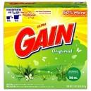 Gain Ultra Powder Original - 206 0z. - 180 load