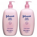 Johnson's - Baby Lotion - 2 pk