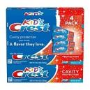 Crest Kids Sparkle - 4 pk. - 4.6 oz.