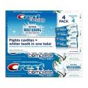 Crest Extra Whitening Fluoride Toothpaste - 4 pk. - 8 oz.