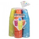 Vibrants Party Cups - 140 x 16 oz cups