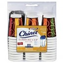 Chinet® Comfort Cup™ Hot Cups & Lids - 16oz. x 50 ct
