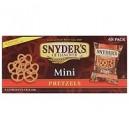 Snyder's Mini Pretzels - 48ct