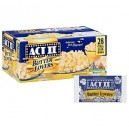 ACT II® Butter Lovers Microwave Popcorn - 28 x 3 oz.