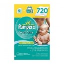 Pampers Baby Fresh Wipes, 720 ct.