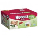 Huggies - Natural Care Baby Wipes, 720 ct.