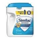 Similac - Advance EarlyShield Baby Formula - 2.12 lbs