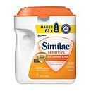 Similac - Sensitive Infant Formula Powder - 34 oz.