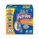 Huggies - Pull-Ups Training Pants for Boys, 4T-5T (38+ lbs.), 70ct.