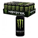 Monster Energy Drink - 24 x 16 oz. cans